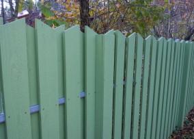 Забор в Орехово
